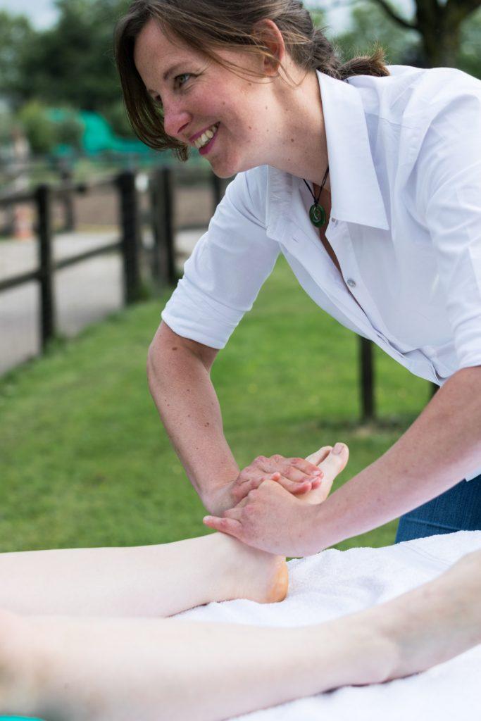 Fysiotherapie en sportmassage van Jade Reinders